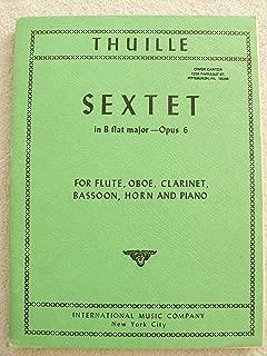 flute oboe clarinet piano
