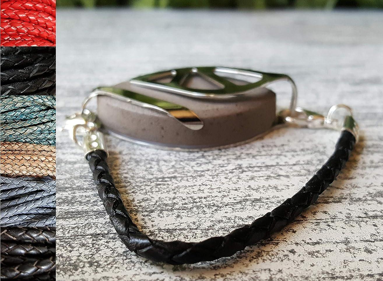 Bolo Leather Bracelet - Bellabeat Leaf