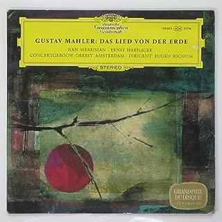 Gustav Mahler - Das Lied Von Der Erde (with text insert) Nan Merriman ,Ernst Haefliger, Concertgebouw Orkest, Eugen Jochum, Conductor