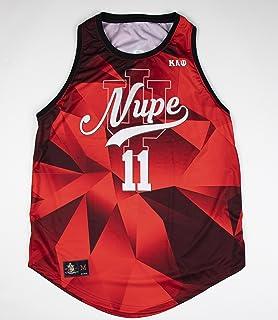 Kappa Alpha Psi - Nupe - Geometric print Jersey