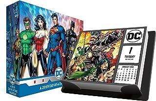 2019 DC Comics Box Calendar