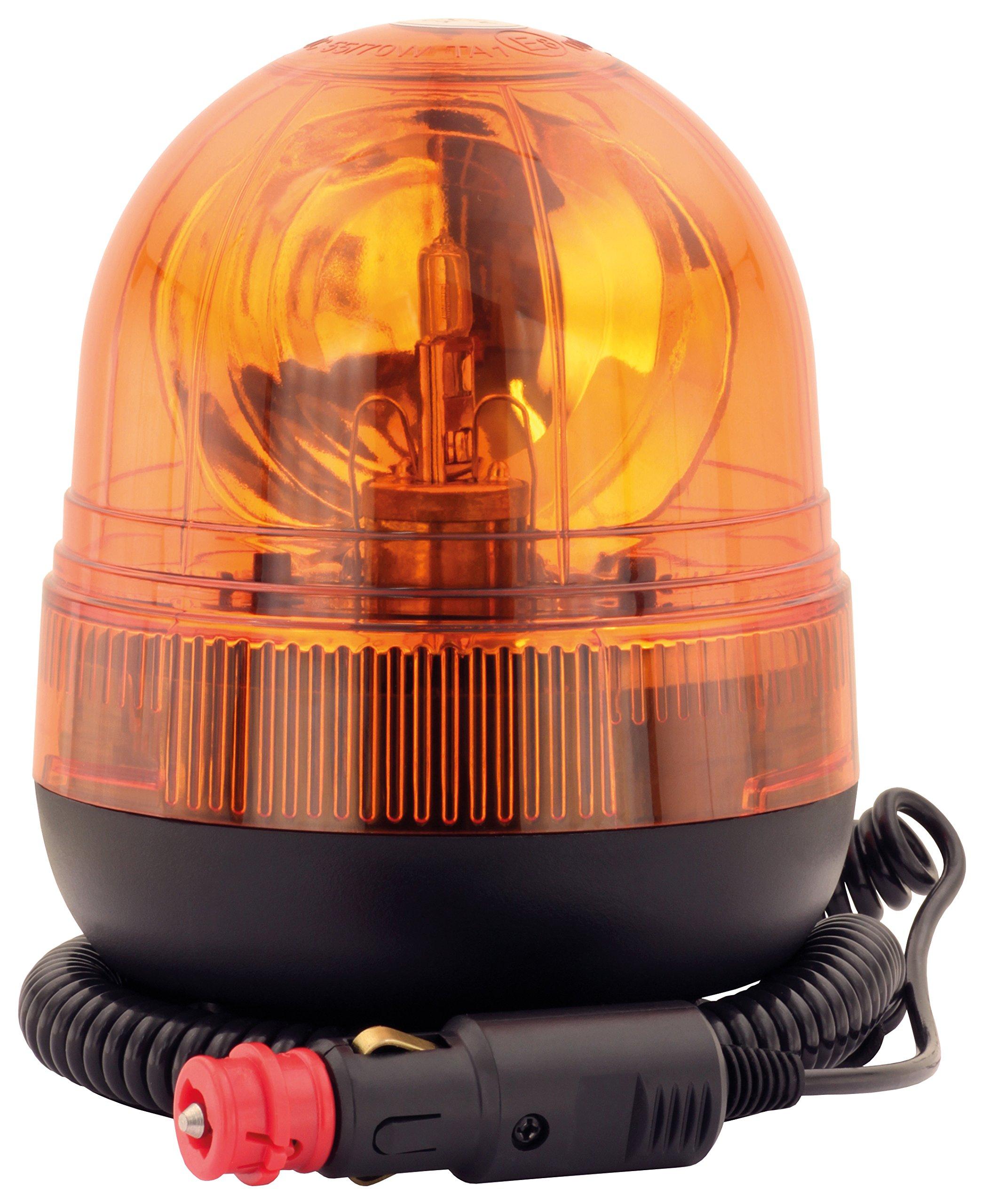 car warning light AdLuminis halogen beacon 12 V flashing light ECE R65 road traffic approval 24 V orange