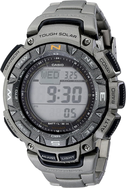 Casio Relojes de Pulsera. PAG240T-7CR