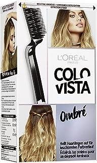 L'Oréal Paris Colovista Bleach Kit Ombré, modny wygląd ombré, z delikatną formułą zapobiegającą łamaniu włosów, #DOITYOURWAY
