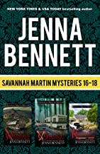 Savannah Martin Mysteries Box Set 16-18: Wrongful Termination, Conflict of Interest, Right of Redemption (Savannah Martin ...