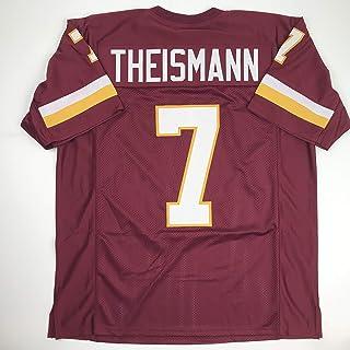 Unsigned Joe Theismann Washington Burgundy Custom Stitched Football Jersey Size XL New No Brands/Logos