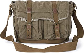 Best army style canvas bags Reviews