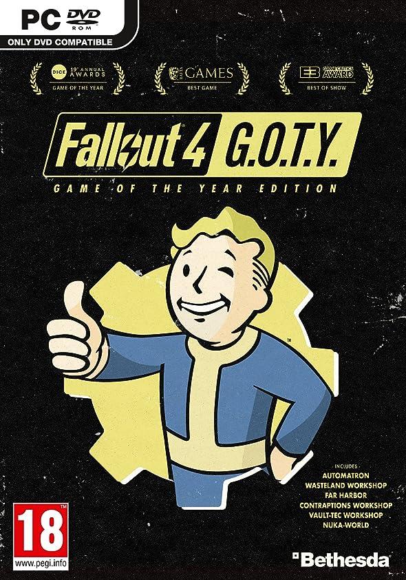 マルコポーロ変な検索エンジン最適化Fallout 4 Game of the Year Edition (PC DVD) (輸入版)
