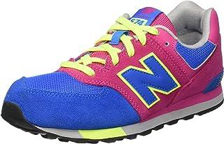 New Balance Unisex-Child 574 V1 Sneaker