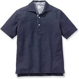 (タケオキクチ) TAKEO KIKUCHI [ 速乾 防臭 フレポロ ] メランジハニカム ポロシャツ 93136352