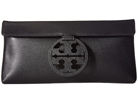 Professional  Cheap Sale Visa Payment Tory Burch Miller Clutch Black Good Selling Cheap Online Sale Clearance Store 3F1YhIaV9x