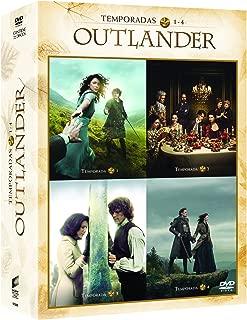 Outlander Pack Temporadas 1-4