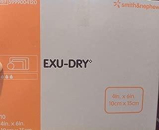 Exu-Dry Wound Dressing 4