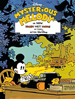 Mickey Mouse: Mysterious Melody OGN