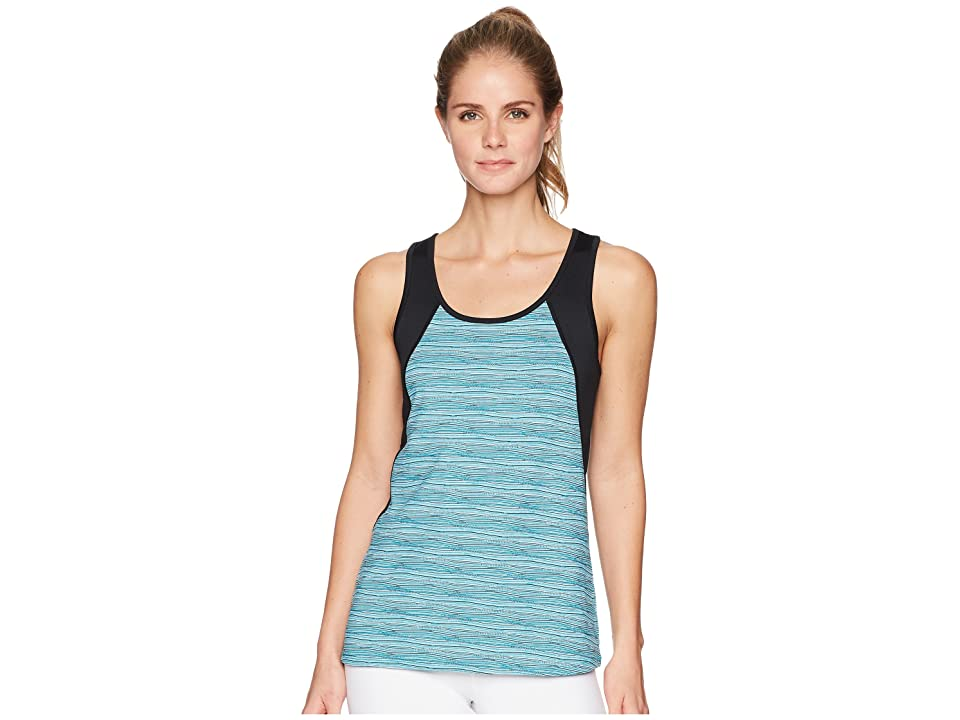 Skirt Sports Take Five Tank Top (Wave/Black) Women