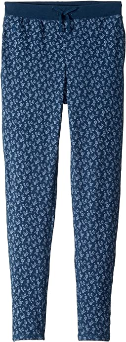 Floral Cotton Terry Pants (Little Kids/Big Kids)