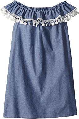 fiveloaves twofish Catalina Dress (Little Kids/Big Kids)