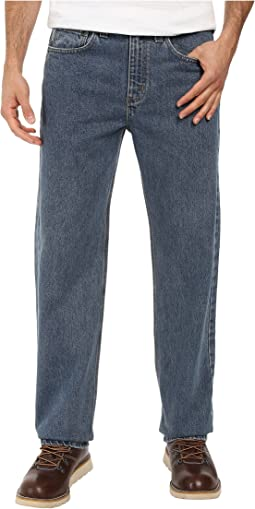 Traditional Fit Straight Leg Jean