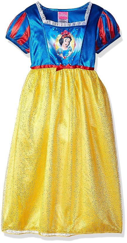 Disney Girls' Snow White Fantasy Nightgown
