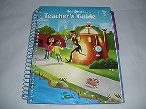ReadyGEN Teacher's Guide Unit 2 Grade 3