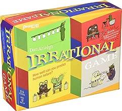 Pressman 3628 Irrational Game with Bonus Card Game, Multicolor
