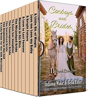 Cowboys and Brides: 11 Book Box Set
