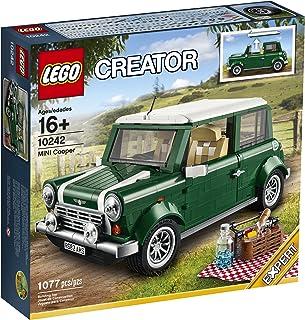 LEGO Creator - Mini Cooper, Detallada Maqueta