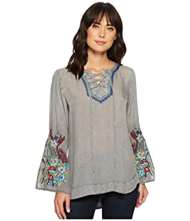 Cordia Lace-Up Top