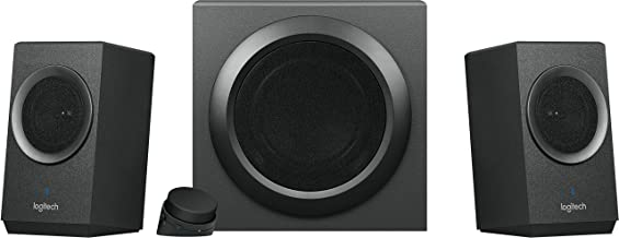 Logitech Z337 Bold Sound Bluetooth Wireless 2.1 Speaker System for Computers, Smartphones and Tablets