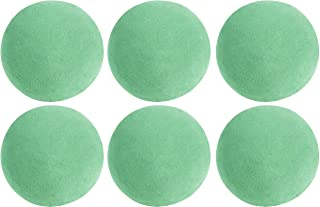 Floral Foam Ball - 6-Pack Green Floral Foam Spheres, 4.8-Inch