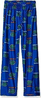 NCAA Florida Gators Kids Color Printed Pant, Royal, Kids Large(7)