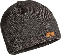 Beanie Wool Knit Skull Cap - Wool Blend Ski Hat - Men or Women