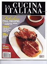 LA CUCINA ITALIANA. The Magazine of the Italian Kitchen Since 1929. Nov 2011.