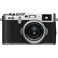 FUJIFILM X100F Digital Camera with Free Accessory Kit