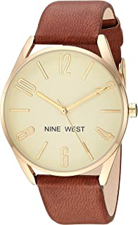 Nine West Women's NW/2182 Strap Watch