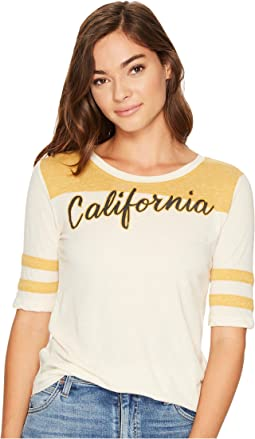 Lucky Brand California Football Tee
