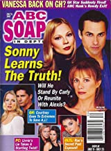 Maurice Benard, Tamara Braun & Nancy Lee Grahn (General Hospital) l Daytime's Sexiest Men - July 23, 2002 ABC Soaps In Depth