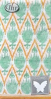 Ideal Home Range Rosanne Beck Seahorse Guest Towels Buffet Paper Napkins, 16 ct