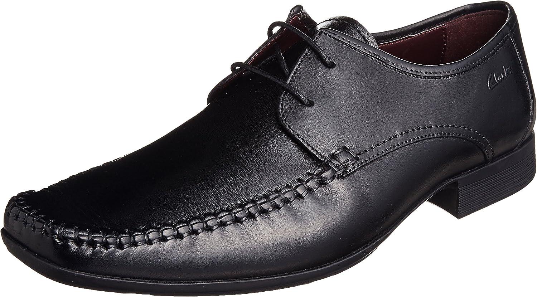 Clarks Ferro Spaziergang Mens Formale Mokassin Schuhe