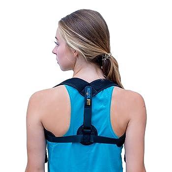 KOOLFIT Back Shoulder Pain Relief Posture Corrector