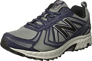 Men's MT410v5 Cushioning Trail Running Shoe Runner, Medium