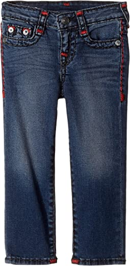 Geno Slim Fit Super T Jeans in Soft Sound (Toddler/Little Kids)
