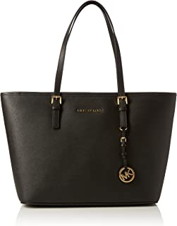 Michael Kors Women's Jet Set Travel, Black, One Size, 1