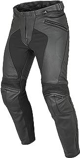 Dainese Men's Pony C2 Perf. Leather Pants Size 46 Black