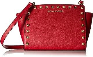 MICHAEL Michael Kors Women's Selma Stud Medium Messenger Bag