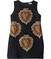 Dolce & Gabbana Kids - Jacquard Dress (Toddler/Little Kids)