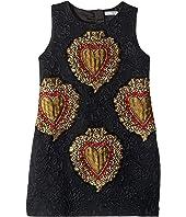 Dolce & Gabbana Kids - Jacquard Dress (Toddler/Little Kids)