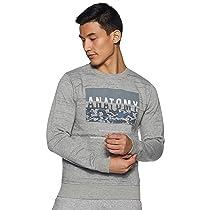 [Size M, L] Cazibe Men Men's Sweatshirt