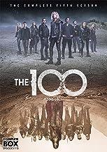 THE100/ハンドレッド 5thシーズンDVD コンプリート・ボックス (1~13話・3枚組)