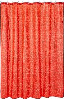 Spirella Thin Textile Curtain 180 x 200 cm 1233964, White, Standard